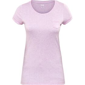 YORK Anne T-Shirt Damen fuchsia melange